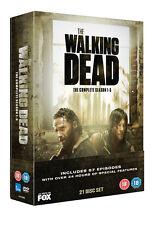 The Walking Dead Seasons 1-5 DVD Boxset