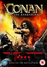 CONAN -'The Barbarian' (DVD 2011) Jason Momoa from Game of Throne +Outer Sleeve