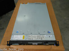 IBM X3550 M3 SERVER 1U no memory, no processor but with heat sinks