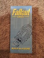 Loot Crate Gaming Fallout 4 2019 Build-a-Figure Right Leg Box 2 of 6 GET IT FAST