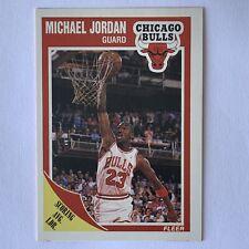 1989-90 Fleer # 21 Michael Jordan NM-MT Free Shipping