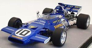 Tecnomodel 1/18 Scale Model Car TM18 139D - 1971 McLaren M19A GP del Canada  #10