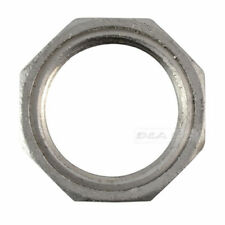 "2"" inch NPT Lock Nut Steel SS 304 O-Ring Groove Pipe Fittings Lock Nut megairon"