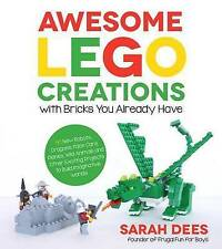Awesome LEGO Creations with Bricks You Already Have, Dees, Sarah, New, Paperback