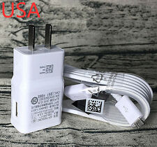 2A AC Wall Power Charger Adapter For Samsung Galaxy Tab 3 8.0 SM-T315 SM-T320