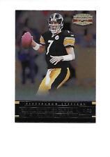 2007 DONRUSS GRIDIRON GEAR BEN ROETHLISBERGER (Steelers)