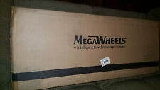 New Mega Wheels Go Trax glider electric scooter Black Model # S1