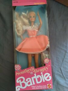 Barbie Southern Beauty Special Edition 1991 Mattel #3284 Never Opened NRFB