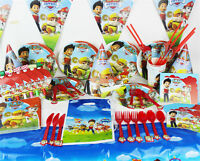 16 Style Paw Patrol Party Tableware Birthday Decorations Supplies Plates Cups