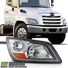 2006-2014 Hino 268 338 258LP 06-10 145 165 185 Headlight Headlamp Passenger Side