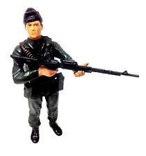 "Vintage 80's Palitoy GI JOE ACTION FORCE British Commando 3.75"" toy figure"