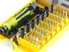 45pcs Mini Magnetic Screw Driver Set Repair Small Electronics Laptops