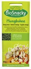 KS (6,63/100g) 2x Rapunzel BioSnacky Mungbohnen Keimsaaten vegan bio 40 g