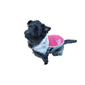 Rosewood Luxury LED Reflective Dog Coat  Safety Light for Dog Walking