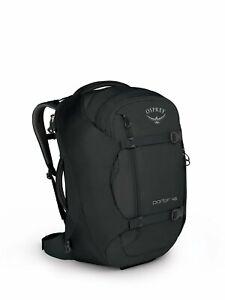Osprey Porter 46 Lightweight Travel Backpack - Black