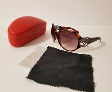 VALENTINO 5640/S Rose Flower brown Sunglasses