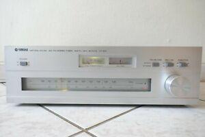 TUNER RADIO YAMAHA NATURAL SOUND AM/FM STEREO TUNER CT-510 / VINTAGE HIFI USED