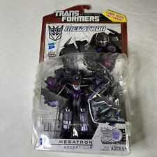 Transformers Generations Megatron Deception Purple 30th Anniversary Comic NOC