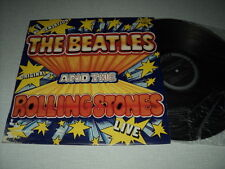 THE BEATLES AND THE ROLLING STONES 33 TOURS ITALIE LIVE