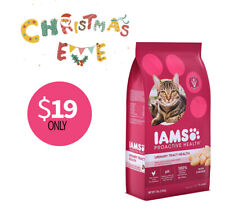 IAMS PROACTIVE HEALTH Adult Urinary Tract Health Dry Cat Food - 3.5 lb