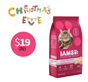 IAMS PROACTIVE HEALTH Adult Urinary Tract Health Dry Cat Food - 3.5 lb