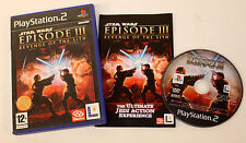 Star Wars Episode III: Revenge of the Sith for Sony PlayStation 2 023272327255