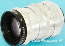Meyer-Optik Gorlitz TRIOPLAN 2.8/100mm F2.8 Telephoto Lens M42 / EOS / Micro 4/3