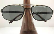 Vintage Yves Saint Laurent YSL Y352 Bronze Eyeglasses Sunglasses Frames Italy