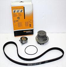 CONTI/Contitech Zahnriemen-Kit + Wasserpumpe + Spannrolle CT866 TOP NEU