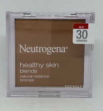 Neutrogena Healthy Skin Blends Natural Radiance Bronzer, 30 SUNKISSED 0.30 oz