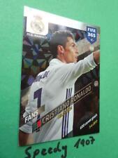 Panini Adrenalyn 2018 FIFA 365 fans Milestone Real Madrid Ronaldo 600 goals #123