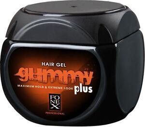 Gummy hair gel Plus 700 ml