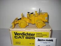 Modellbau Auto- & Verkehrsmodelle Schnelle Lieferung Caterpillar 825 B Compactor Von Nzg 135 In 1:50