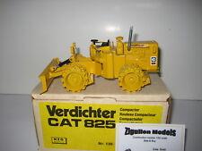 Caterpillar 825 B compactor #135 NZG 1:50 OVP