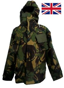 NBC Woodland Camouflage shower proof Jackets and over trousers