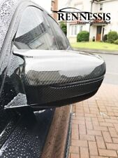 RHD UK BMW 5 Series G30 G31 M5 Style Carbon Fibre Replacement Mirror Covers