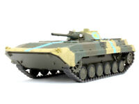 BMP-1 Soviet Amphibious Tracked Vehicle USSR 1966 Year 1/72 Scale Model Tank