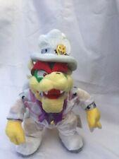 Super Mario Bowser Wedding  28cm
