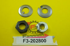 F3-202800 KIT DADO + RONDELLA Frizione piaggio VESPA 50 tutte - ET3 125 Primaver