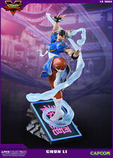 STREET FIGHTER V CHUN LI STATUE PCS POP FIGURA FIGURE NEW CAPCOM PRE-ORDER