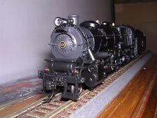 B.L.I. #4049  L.& N.E. L-1s Steam Loco #501 Pre 1946 Vers.w/DCC,Sound & Smoke