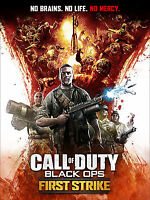 NAZI ZOMBIES CALL DUTY BLACK OPS LAMINATED MINI A4 POSTER COD ASCENSION