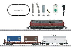 "Minitrix N 11146 Startpackung ""Güterzug"" Neuware"
