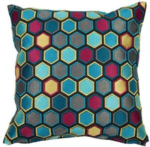 FREE POST-Classic Fashion Design-40x40cm Embroidery Cushion Cover With 3D Effect