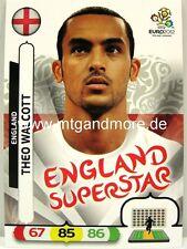 Adrenalyn XL euro em 2012-Theo Walcott-Inglaterra