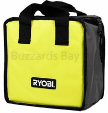 "Ryobi HD Drill, Tool Bag, 9.5""Dx9.5""w For P102 P108 P208 Impact.  FREE SHIPPING!"
