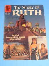 The Story of Ruth #1144 Dell Four Color Comics 1950's Gd