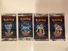 Pokemon 1st Edition Neo Revelation Booster Pack- Factory Sealed!.One Pack