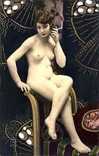 A4 Vintage 1920's Art Deco Pretty Nude Girls ..Victorian/Edwardian Beauties 272