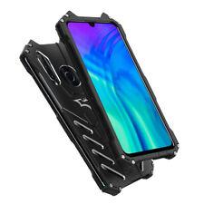 Batman Metal Frame Mobile Phone Case Cover For Huawei P10 P20 P30 Nova 4/Mate20